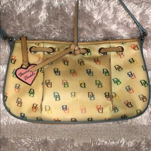 Dooney and Bourke multicolor Shoulder Bag